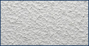 image of popcorn ceilings