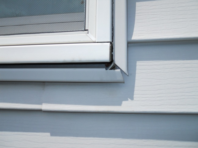 types of siding improper installation