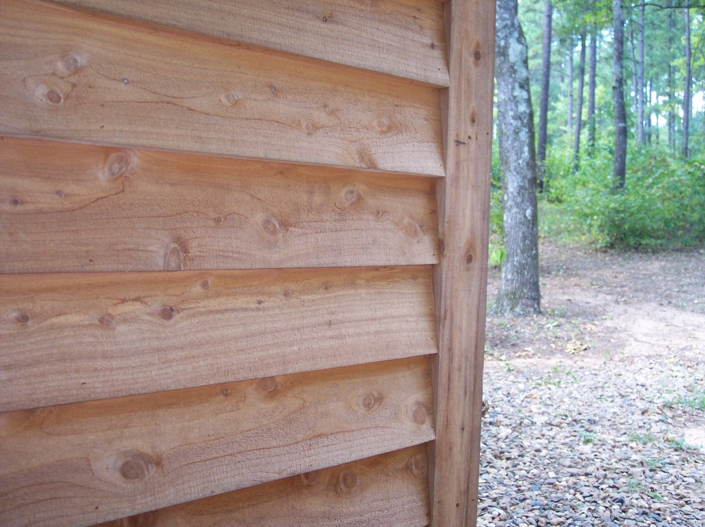 types of siding cedar
