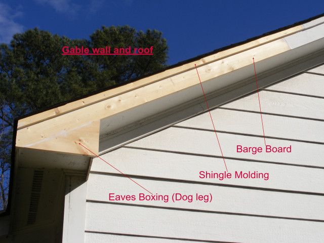 Dog leg wood s home maintenance service